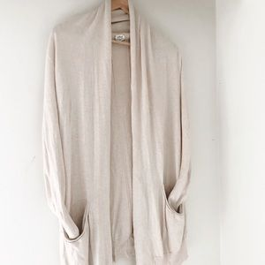 Wilfred Silk & Cashmere Cardigan